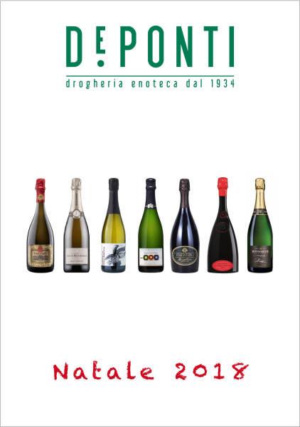 Copertina Catalogo De Ponti Natale 2018 Web